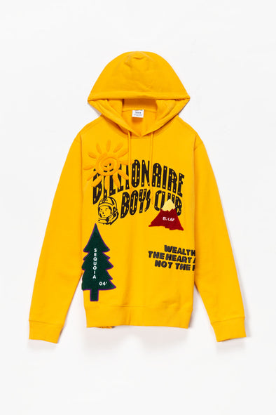 Billionaire Boys Club Peak Hoodie - Rule of Next Apparel