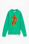 Billionaire Boys Club Plaid Naut Crewneck - Rule of Next Apparel