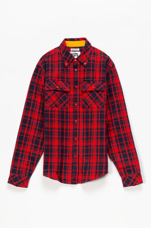 Billionaire Boys Club Outdoorsy Woven Shirt - Rule of Next Apparel