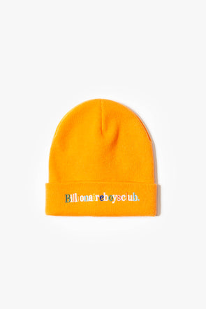 Billionaire Boys Club Alphabet Skully Hat - Rule of Next Accessories