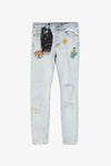 Billionaire Boys Club Dungarees Jeans - Rule of Next Apparel