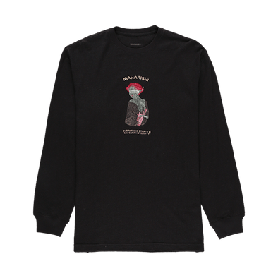Maharishi Space Geisha Hemp Long Sleeve T-Shirt - Rule of Next Apparel