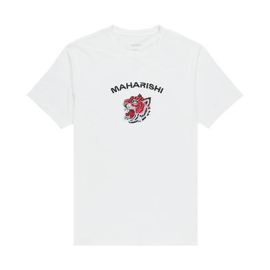 Maharishi Tiger Invasion Organic T-Shirt - Rule of Next Apparel