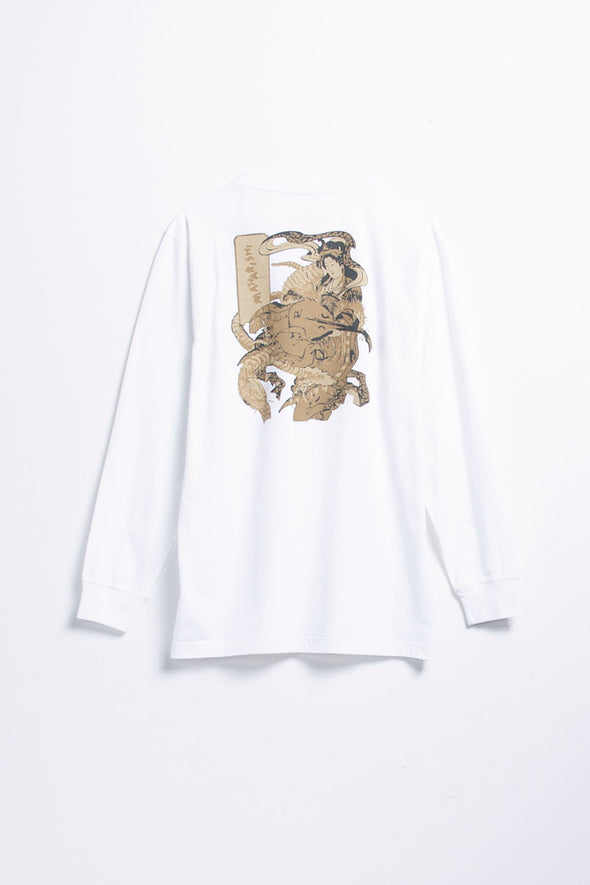 Maharishi Dragons Journey Long Sleeve T-Shirt - Rule of Next Apparel