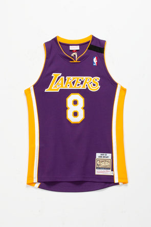 Mitchell & Ness Kobe Bryant '99-'00 LA Lakers Authentic Road Jersey - Rule of Next Apparel