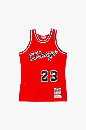 Mitchell & Ness Chicago Bulls Michael Jordan Jersey - Rule of Next Apparel