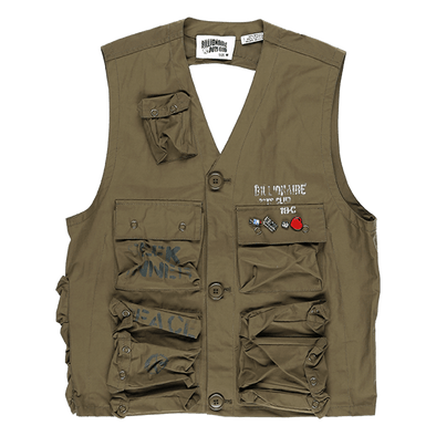 Billionaire Boys Club C-1 Vest - Rule of Next Apparel