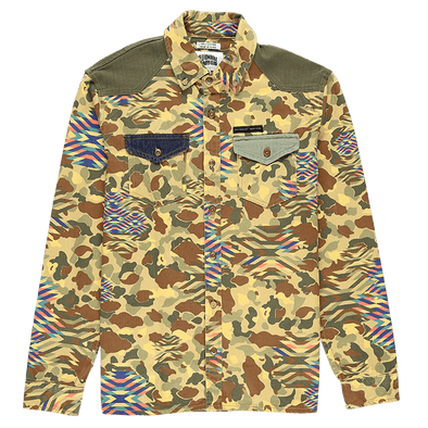 Billionaire Boys Club Ranger Woven Shirt - Rule of Next Apparel