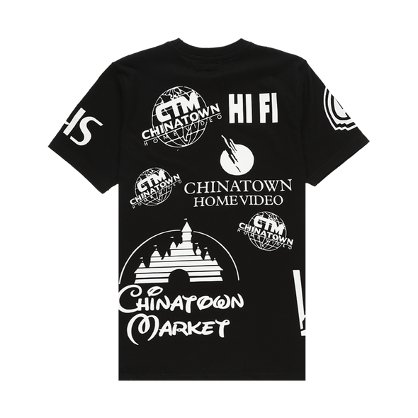 Chinatown Market Entertainment T-Shirt - Rule of Next Apparel