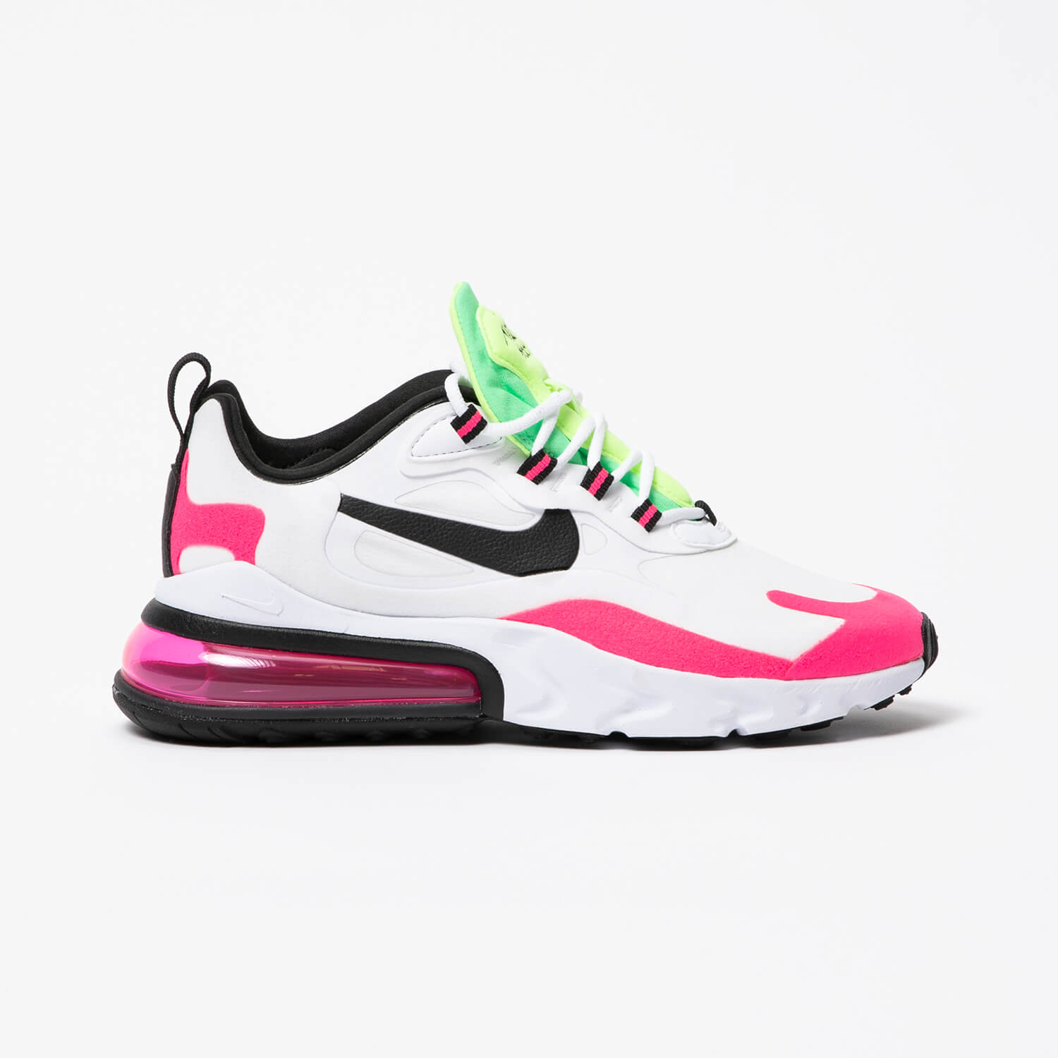 air max 270 white and black womens