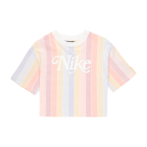 Nike Women's Striped T-Shirt - Rule of Next Apparel