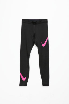 Nike Women's Leg-A-See Swoosh Tights - Rule of Next Apparel
