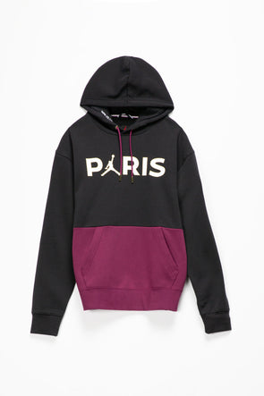 Air Jordan Paris Saint Germain x Fleece Hoodie - Rule of Next Apparel