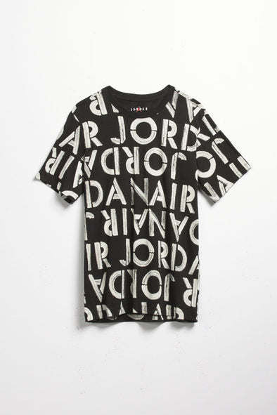 Air Jordan All Over Logo T-Shirt - Rule of Next Apparel