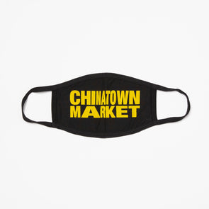 Chinatown Market Future Logo Face Mask - Rule of Next Accessories