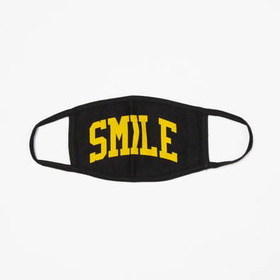 Chinatown Market Smile Face Mask - Rule of Next Accessories
