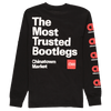 Chinatown Market Most Trusted Long Sleeve T-Shirt - Rule of Next Apparel