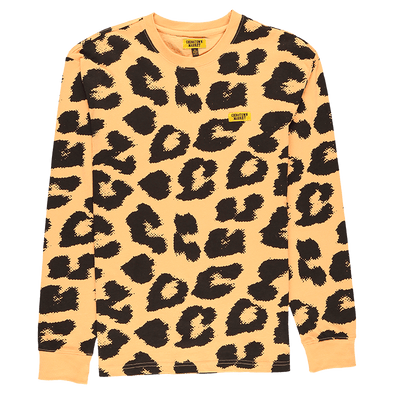 Chinatown Market Leopard Long Sleeve T-Shirt - Rule of Next Apparel