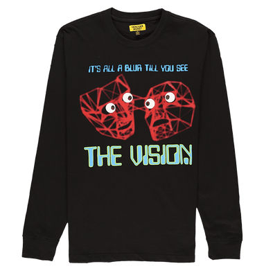 Chinatown Market Vision Long Sleeve T-Shirt - Rule of Next Apparel