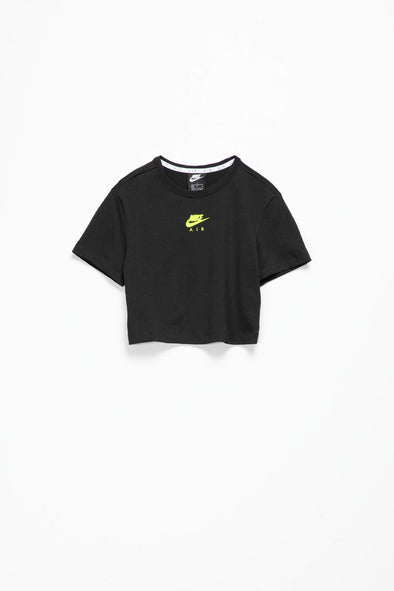 Nike Women's Nike Air Cropped T-Shirt - Rule of Next Apparel