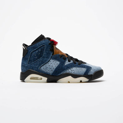 Air Jordan Air Jordan 6 Retro 'Washed Denim' (GS) - Rule of Next Footwear