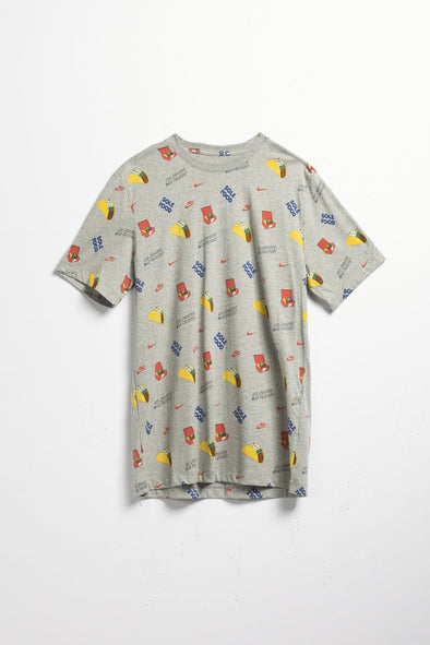 Nike All Over Print T-Shirt - Rule of Next Apparel