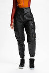 Air Jordan Women's Faux Leather Utility Pants - Rule of Next Apparel