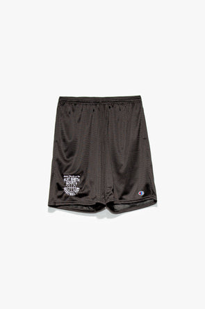 Flat Earth Basketball Team Shorts