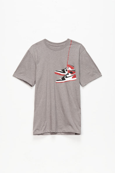 Air Jordan Air Jordan 1 Shoe T-Shirt - Rule of Next Apparel