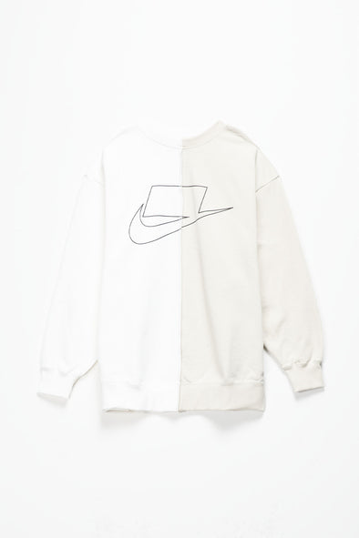 Nike Women's Two Tone Crewneck - Rule of Next Apparel