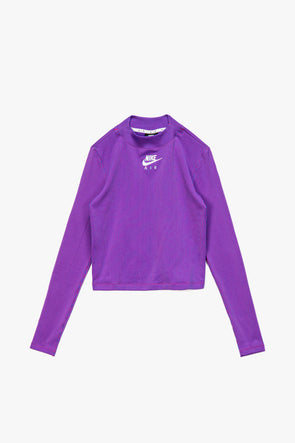 Nike Women's Stripe Long Sleeve - Rule of Next Apparel
