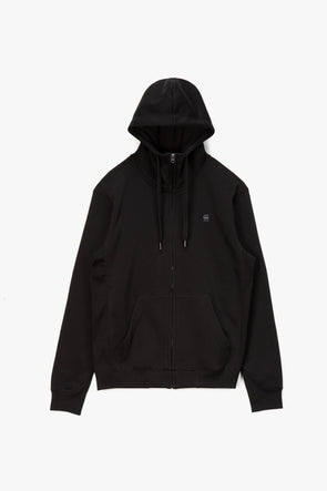G-Star RAW Premium Basic Hooded Zip Sweater - Rule of Next Apparel