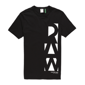 G-Star RAW Vertical Raw Graphic Slim T-Shirt - Rule of Next Apparel