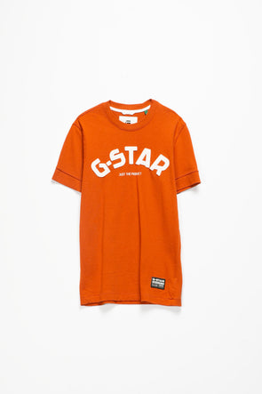 G-Star RAW Felt Applique Slim T-Shirt - Rule of Next Apparel