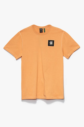 G-Star RAW Badge Logo+ Regular T-Shirt - Rule of Next Apparel
