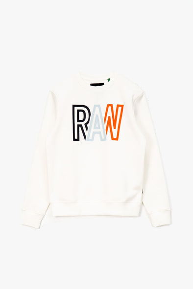 G-Star RAW Raw R SW Long Sleeve - Rule of Next Apparel