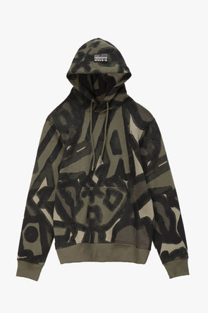 G-Star RAW Brush Stroke Hoodie - Rule of Next Apparel