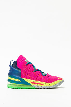 Nike LeBron 18 'Los Angeles by Night' - Rule of Next Footwear