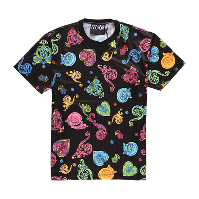 Versace Jeans Couture All-Over Print T-Shirt - Rule of Next Apparel