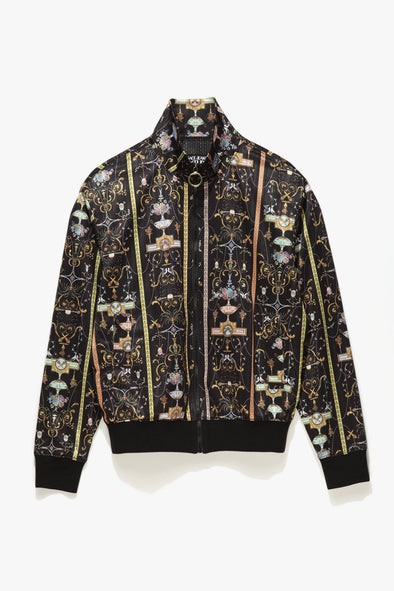Versace Jeans Couture Tuilleries Print Track Jacket - Rule of Next Apparel
