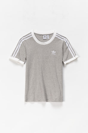 adidas Women's 3-Stripes T-Shirt - Rule of Next Apparel