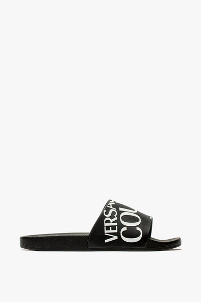 Versace Jeans Couture Pool Slides - Rule of Next Footwear
