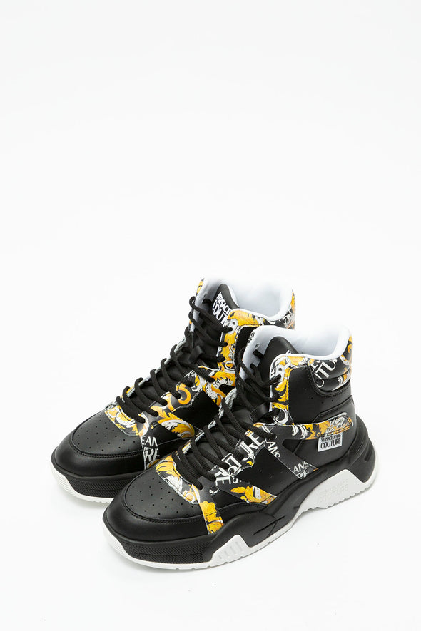 Versace Jeans Couture High Top Sneakers - Rule of Next Footwear