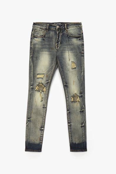 En Noir Cobain Jeans - Rule of Next Apparel
