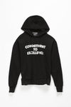 En Noir Commitment Hoodie - Rule of Next Apparel