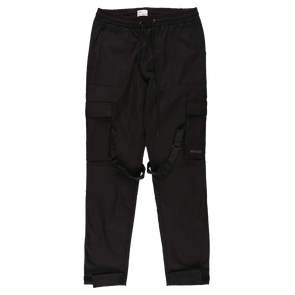 EPTM. Strap Cargo Pants - Rule of Next Apparel