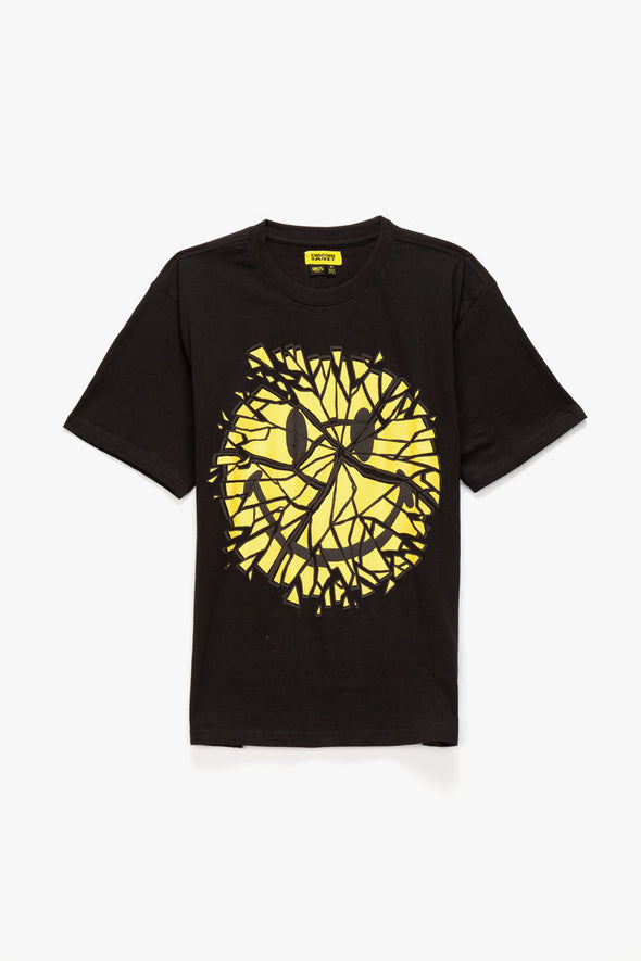 Chinatown Market Smiley Glass T-Shirt - Rule of Next Apparel