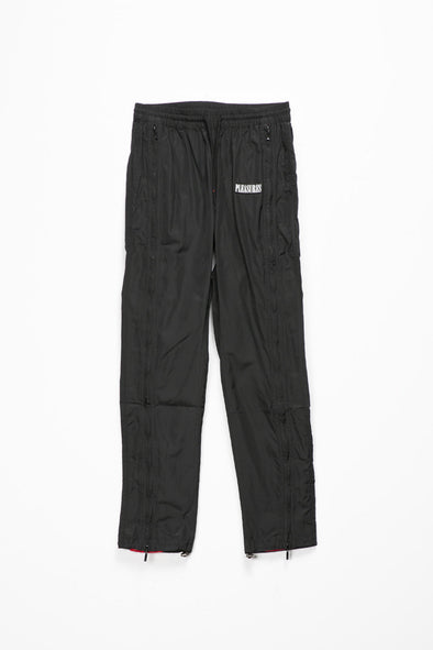 Pleasures Blast Side Zip Track Pants - Rule of Next Apparel