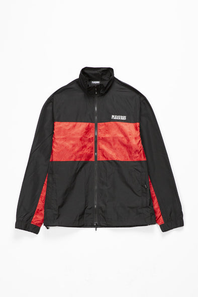 Pleasures Blast Track Jacket - Rule of Next Apparel