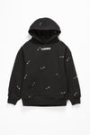 Pleasures Safety Embroidered Hoodie - Rule of Next Apparel